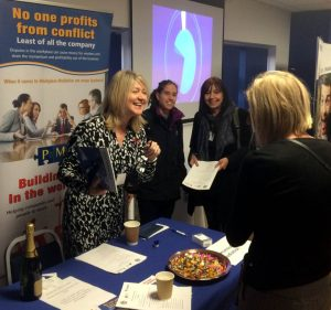 Workplace Mediation at the Hampshire Chamber of Commerce BusinessEvent