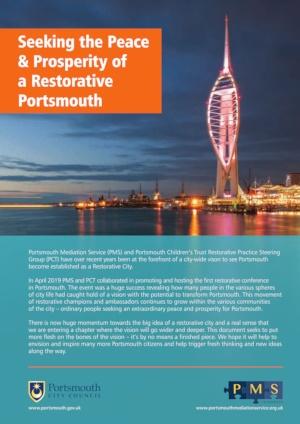 Restorative Vision brochure thumbnail