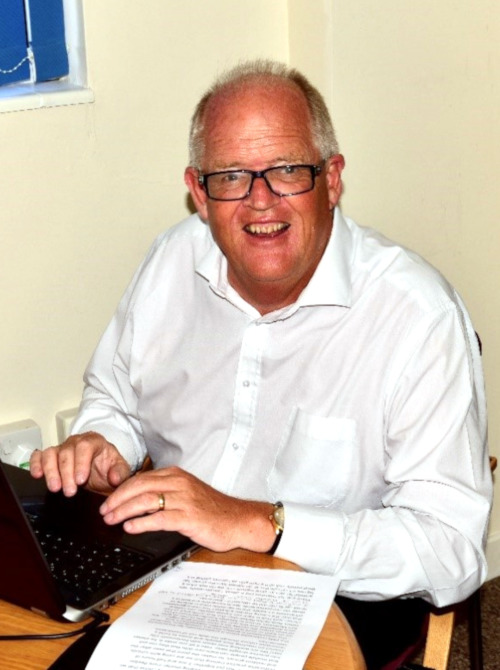 Steve Rolls – Service Manager