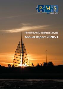 Annual report thumbnail